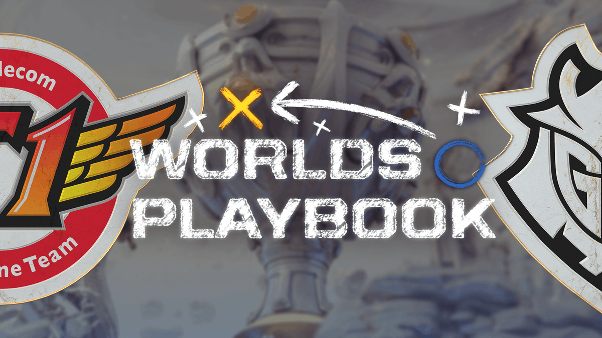 Learn how @G2esports used multiple splitpushers to trade objectives vs @T1LoL! The #Worlds2019 Playbook with @EnderCasts: youtube.com/watch?v=qt6dSt…