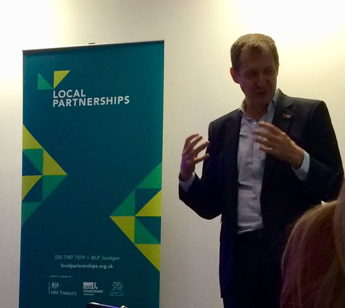 RT @HuwRussell It was a real pleasure to hear Alistair Campbell @campbellclaret as our guest speaker at the @LP_localgov staff awayday - searingly honest, insightful and very funny #politics #football #mentalhealth
