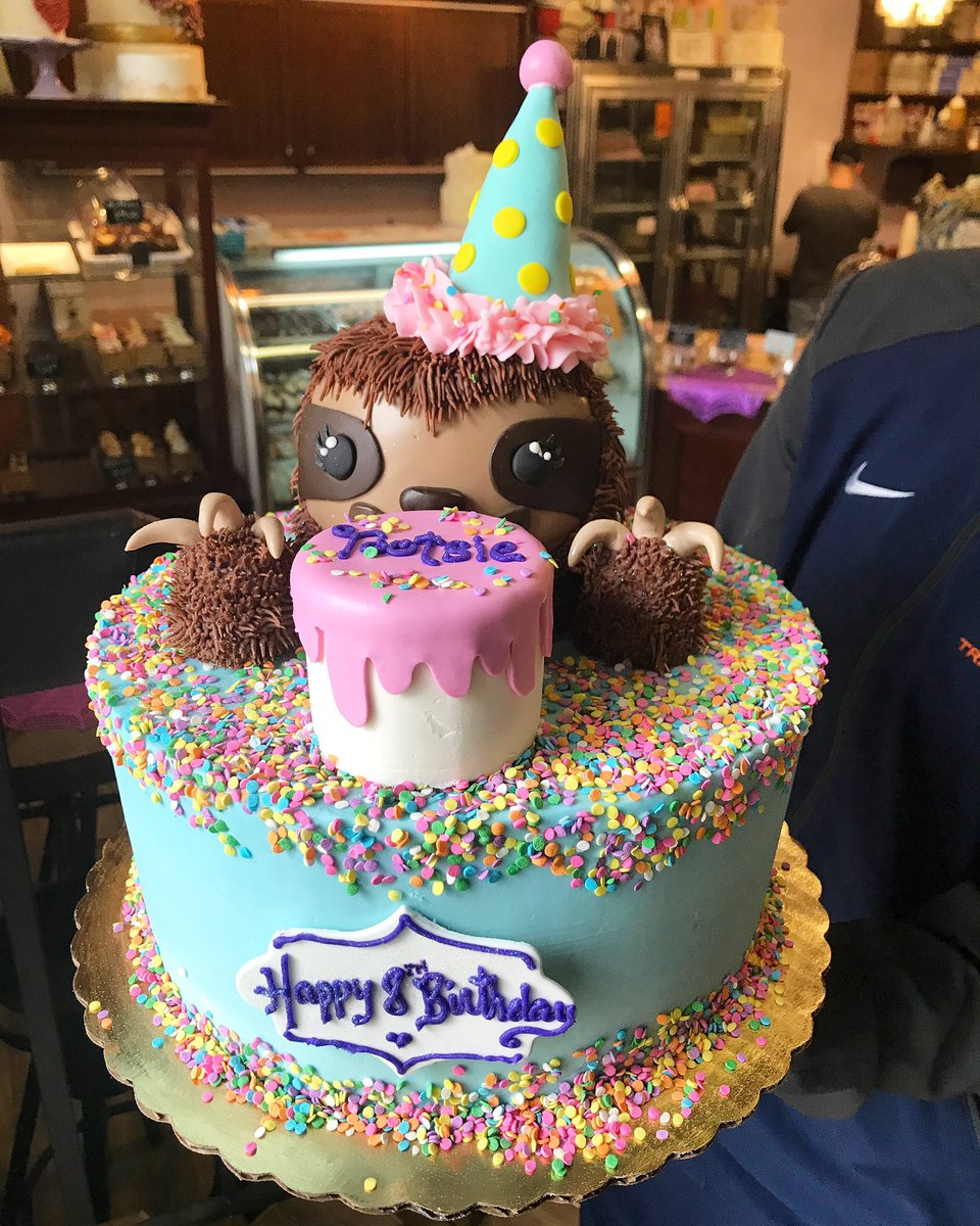 Surprising Sweet Ts Bakeshop On Twitter What A Fun Birthday Cake For An Funny Birthday Cards Online Alyptdamsfinfo