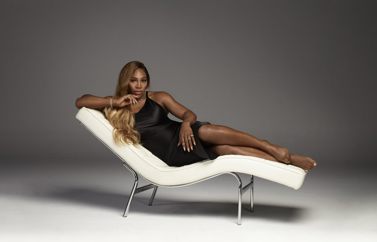 Serena Williams @serenawilliams