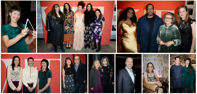 A Night for the Books: View all the photos from the 2019 Writers' Trust Awards ceremony, where we awarded over $260,000 to seven of Canada's top writers http://bit.ly/2qzF4XL  #canlit #diversecanlit #WTAwards #RogersFiction #WestonPrize #JourneyPrize #literaryawads #toread