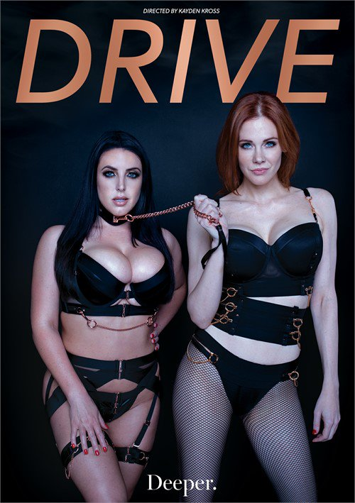 Havent purchased DRIVE yet? Hurry up & order for a chance to receive a SIGNED COPY from @angelawhite & @maitlandward❗ ⭐@deeper_official @autumnfallsxoxo @emilywillisxoxo @lenaisapeach @AUBREYKATEXXX @ItsAlinaLopez @IvyLebellexxx Buy it Here >> bit.ly/2HQH5Ex
