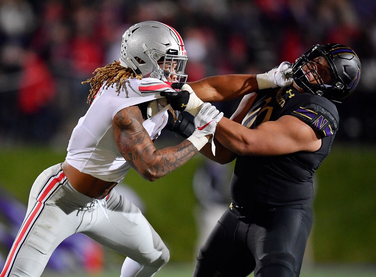 @fox8news's photo on ohio state de chase young