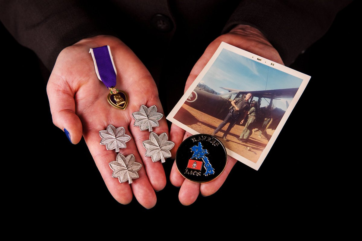 Follow us during #MilitaryFamilyMonth as we re-share keepsakes and stories related to military service from #USPTO employees. Read more of these stories: https://t.co/z3GzHmsw6L  #veterans #VeteransDay