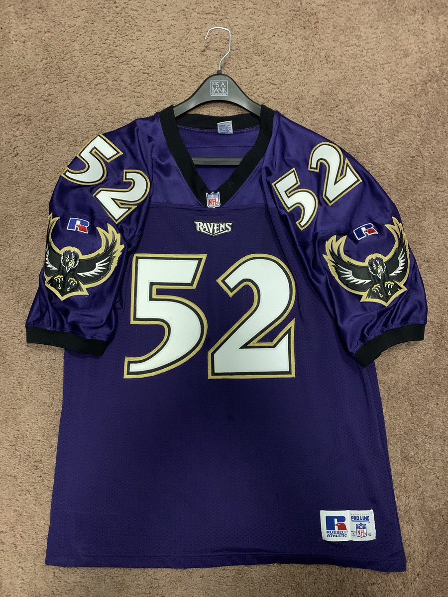1996 ravens jersey