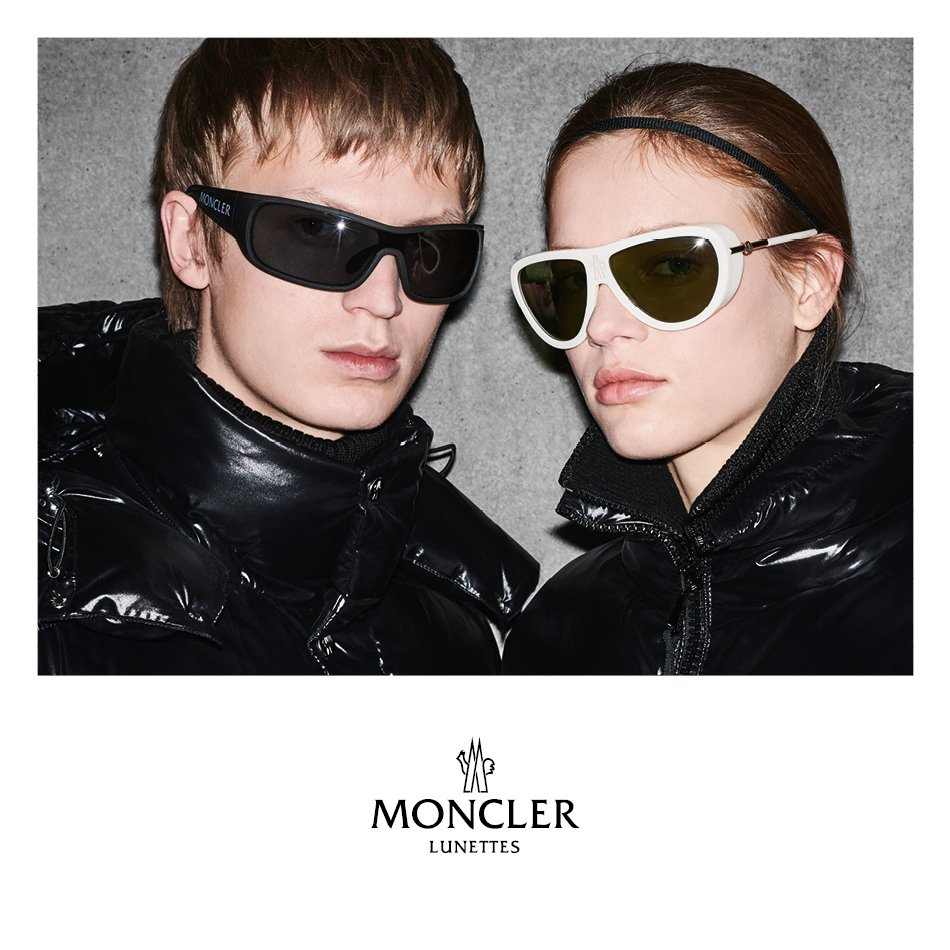 Beat that winter glare with Moncler ❄️ were giving you the chance to #win your choice of Moncler sunglasses, all you have to do is follow, like & RT! #Competition ends 15th November 2019. For extra entries head to our Facebook! #FridayFeeling #FreebieFriday
