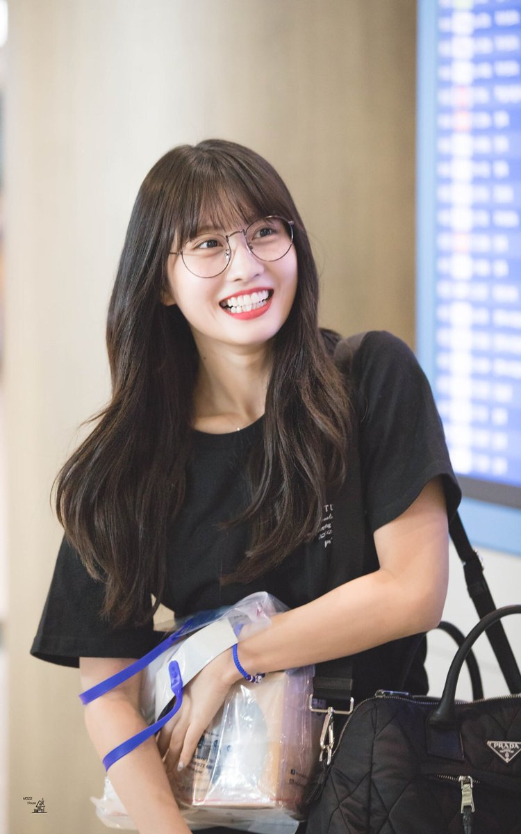 There's something about Momo that makes you want to love and support her with all your heart.    #HappyMOMOday #DancingMachineMomo #OurLovelyMomoDay<br>http://pic.twitter.com/NkAlzSBJ6K