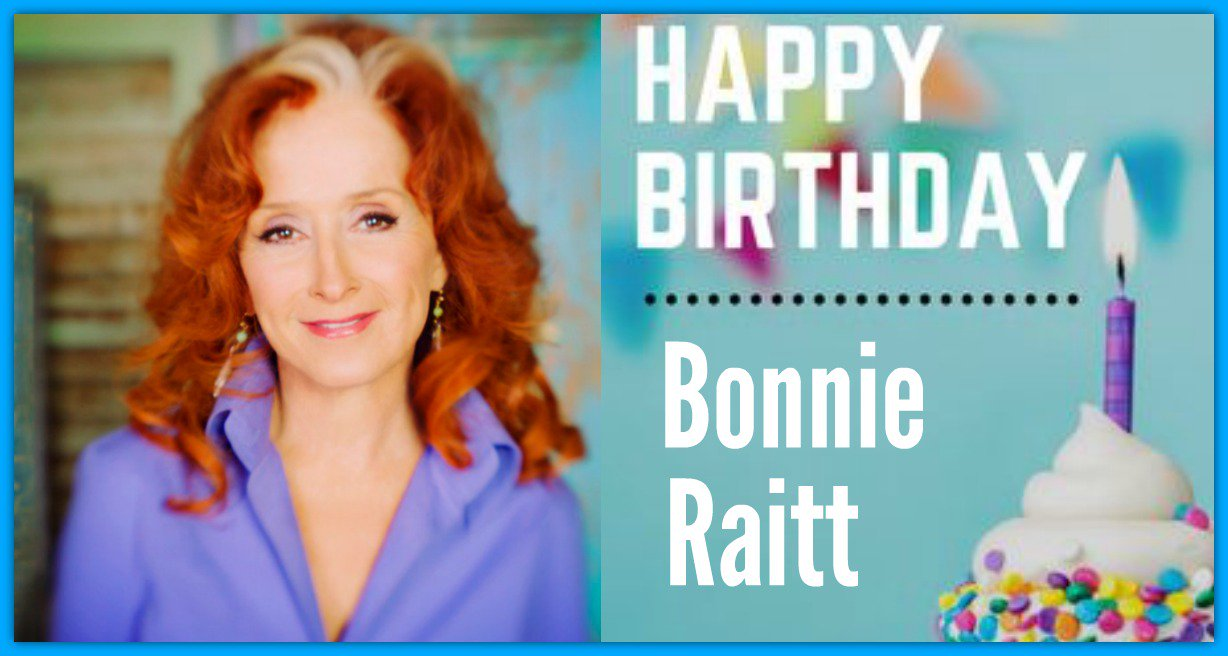 "Happy Birthday Bonnie Raitt ...  ""Walking Blues\"" Jr. Wells on harp)"