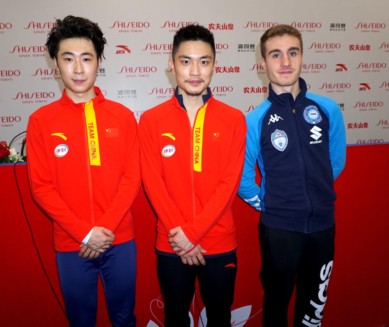 GP - 4 этап. Cup of China Chongqing / CHN November 8-10, 2019 - Страница 8 EI3KhSfWkAEwV7Z?format=jpg&name=4096x4096