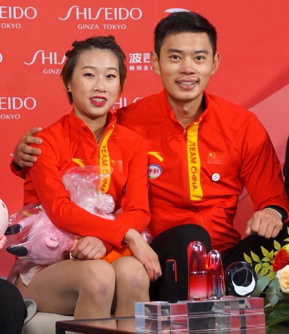 GP - 4 этап. Cup of China Chongqing / CHN November 8-10, 2019 - Страница 8 EI3M4syXUAAQDCl?format=jpg&name=small
