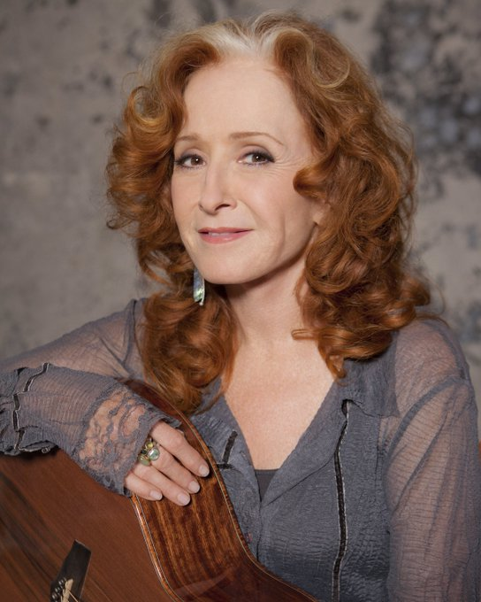 Happy Birthday to Bonnie Raitt! The 10-time GRAMMY award-winner is 70 today!
