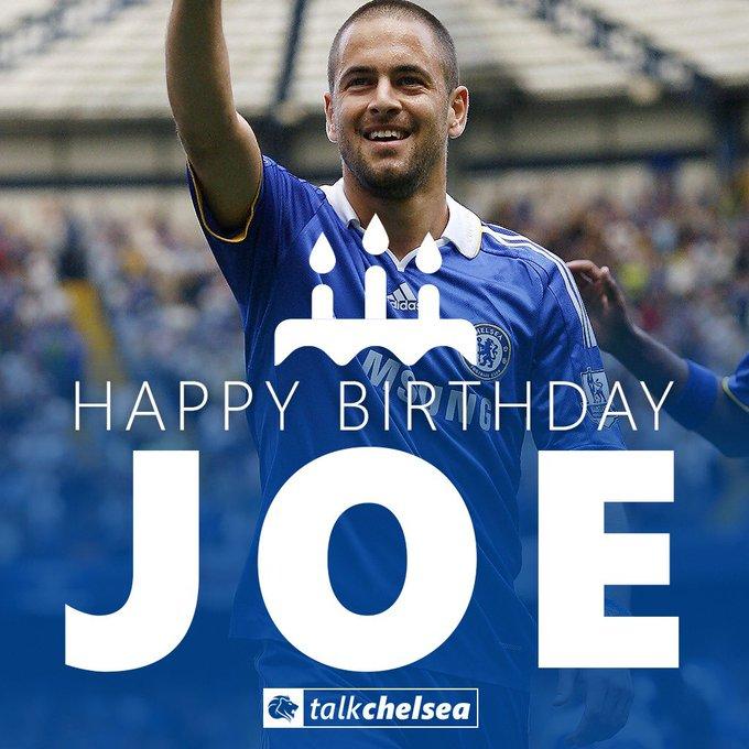 Happy Birthday to Joe Cole!