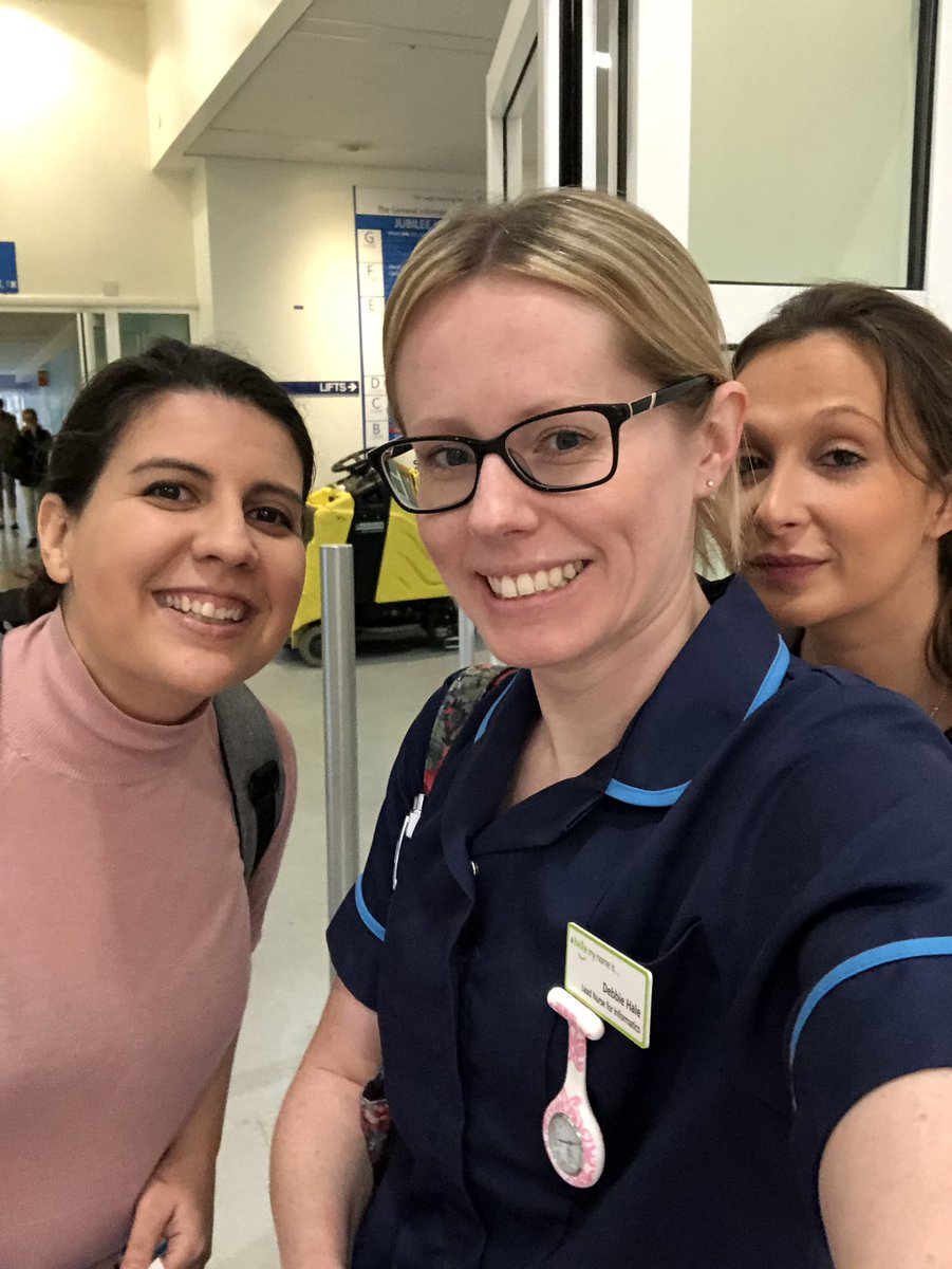 What an amazing week piloting ePAWS @Leeds_Childrens on L41, L50 & L51 with @hannah_jDIT @BlancaBlankitaB @arron1DIT @Nilam_Jadav @FatimaRaja_DIT. Thankyou to the wards for making us feel welcome and embracing new digital ways of working!  @DitLeeds #ImplementationTeam #Teamwork – at Leeds General Infirmary