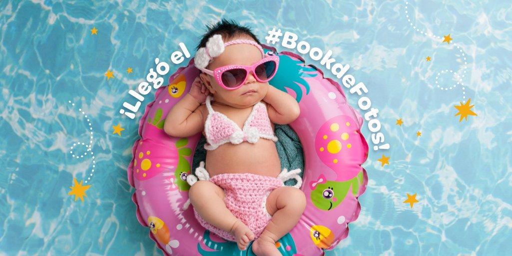 ¡Llegó el #BookdeFotos de Noviembre! Levante la mano quién quiere tener las fotos de su bebé 🙋♂️🙋♀️ Para participar solo tienen que  👉llenar el formulario https://t.co/nTOUPGAEeE y 👉seguirnos ¡Sorteamos el 28 vía Facebook y vía stories en Instagram! https://t.co/6v1CQYzooB