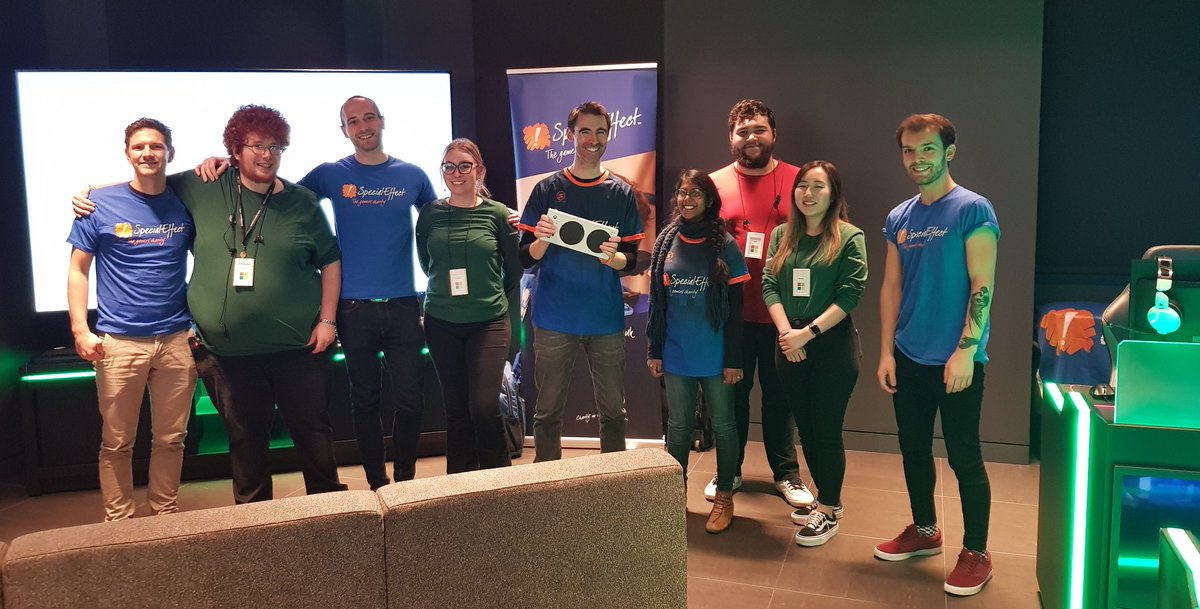 Were ready to welcome gamers to our accessible gaming showcase here at the @MicrosoftUK  store at Oxford Circus - if youre in #London  and want to find out more about our life changing work then come on down! #GamersCharity