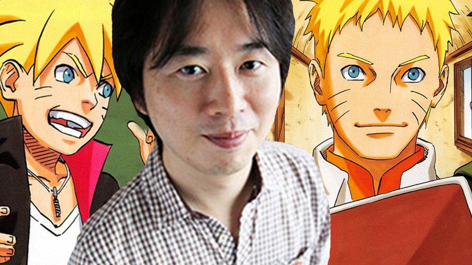 Happy Bday to the creator of Naruto Masashi Kishimoto! The Goat!!!