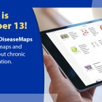 Image for the Tweet beginning: #GISDay is 11/13! @CDCHeart_Stroke wants