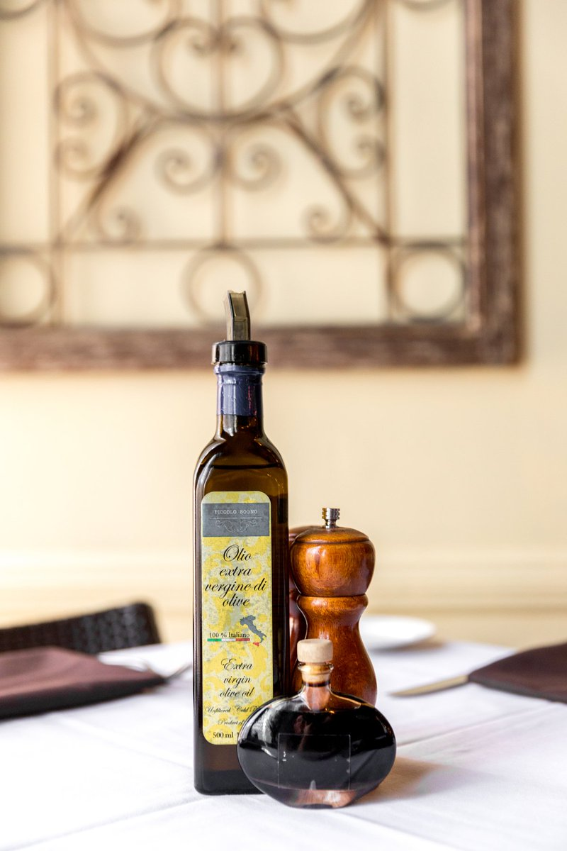 We like sticking to our roots, especially when it comes to olive oil. Ours is proudly imported from Sicily.