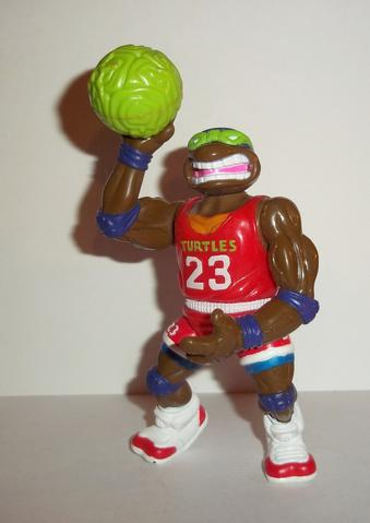 Donatello for many reasons, but primarily this toy right here: