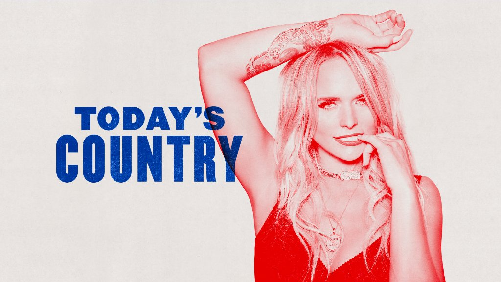 """""""I just found these pockets of confidence in my roots of country music and rock 'n' roll that kind of blended perfectly together."""" Listen to @mirandalambert's #ItAllComesoutintheWash on the newly relaunched #TodaysCountry playlist now: http://apple.co/TodaysCountry"""