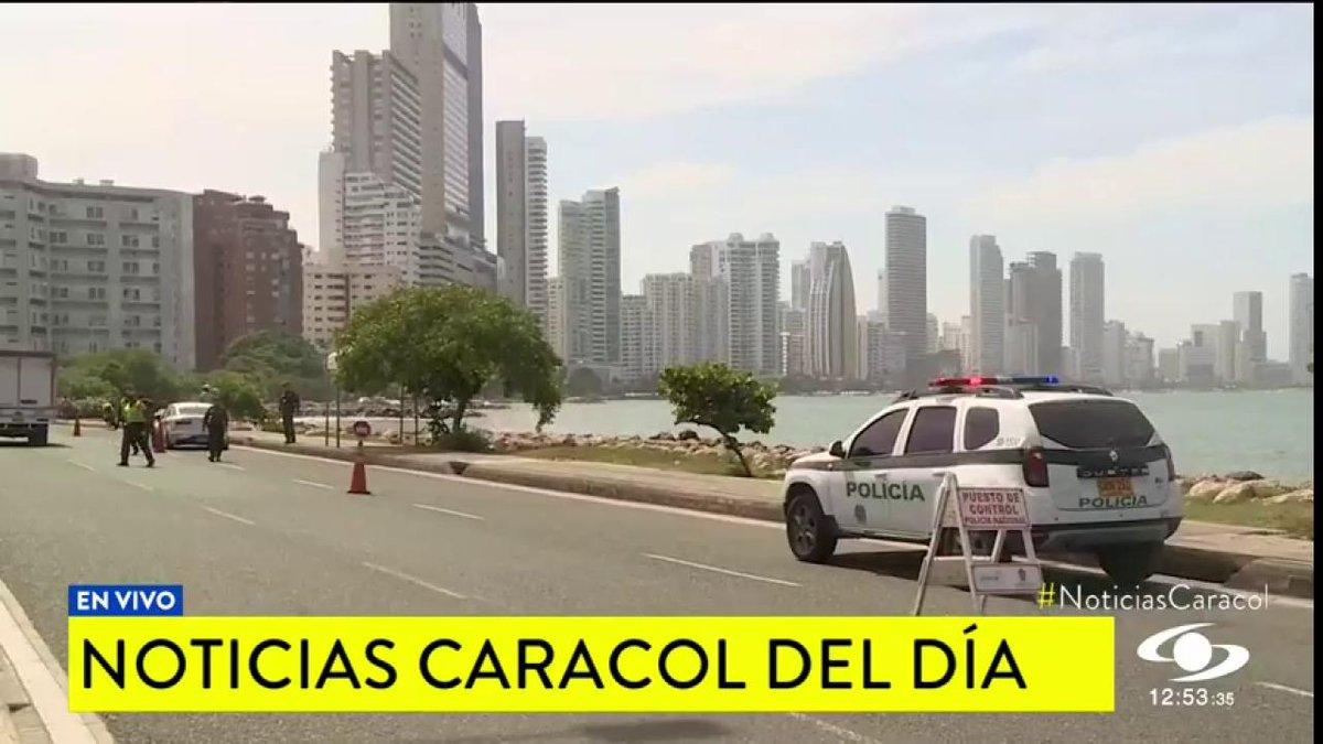El homicidio y el hurto, los delitos que preocupan a los cartageneros http://noticiascaracol.com