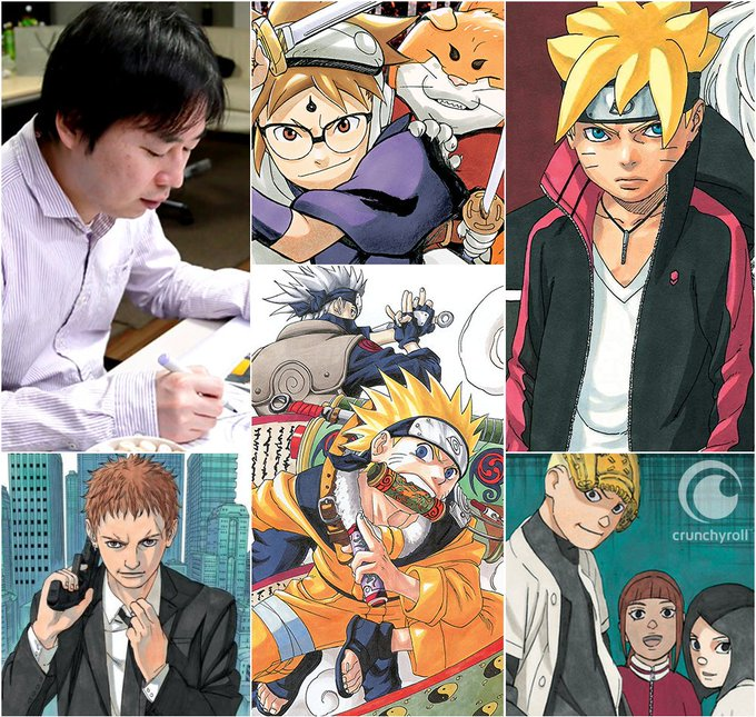 Happy Birthday to the creator of Naruto, Masashi Kishimoto! Thank you for everything ~
