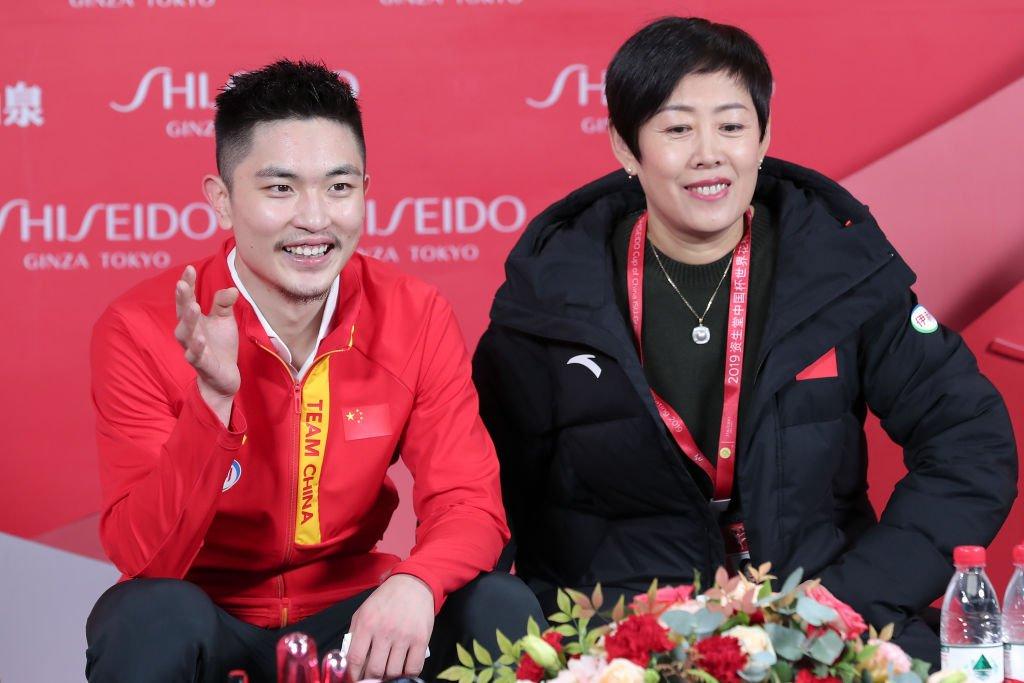 GP - 4 этап. Cup of China Chongqing / CHN November 8-10, 2019 - Страница 8 EI3pv8UW4AMMVPp?format=jpg&name=medium