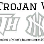 Image for the Tweet beginning: Check out The Trojan Voice