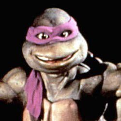 Wanna feel old? This is what Donatello looks like today.