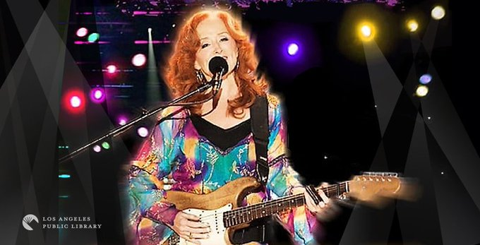 New Blog Post:  Music Memories: Happy Birthday, Bonnie Raitt!