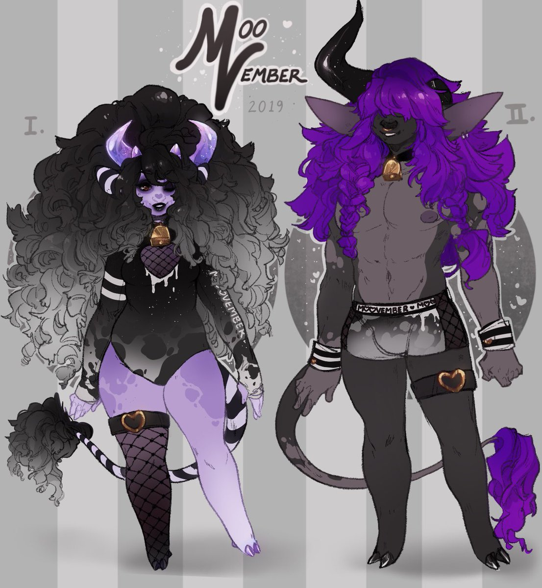 🥛🤍 Official 2019 Uniforms 🤍🥛 Goth Latte • Breve • Warm Gold #Moovember #Moovember2019
