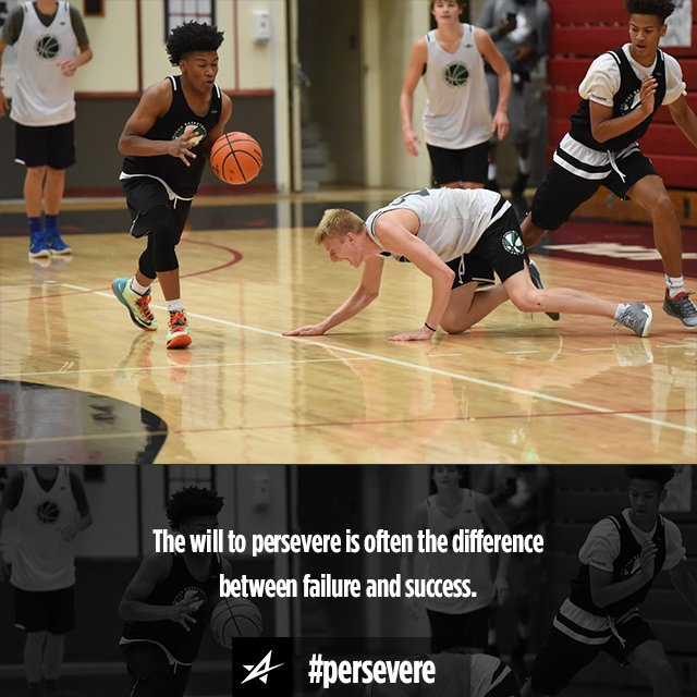 #Basketball #inspiration #dailyquotes #nbccamps #bball4life #bball #basketballcamp #basketballlife #basketballneverstops #Persevere