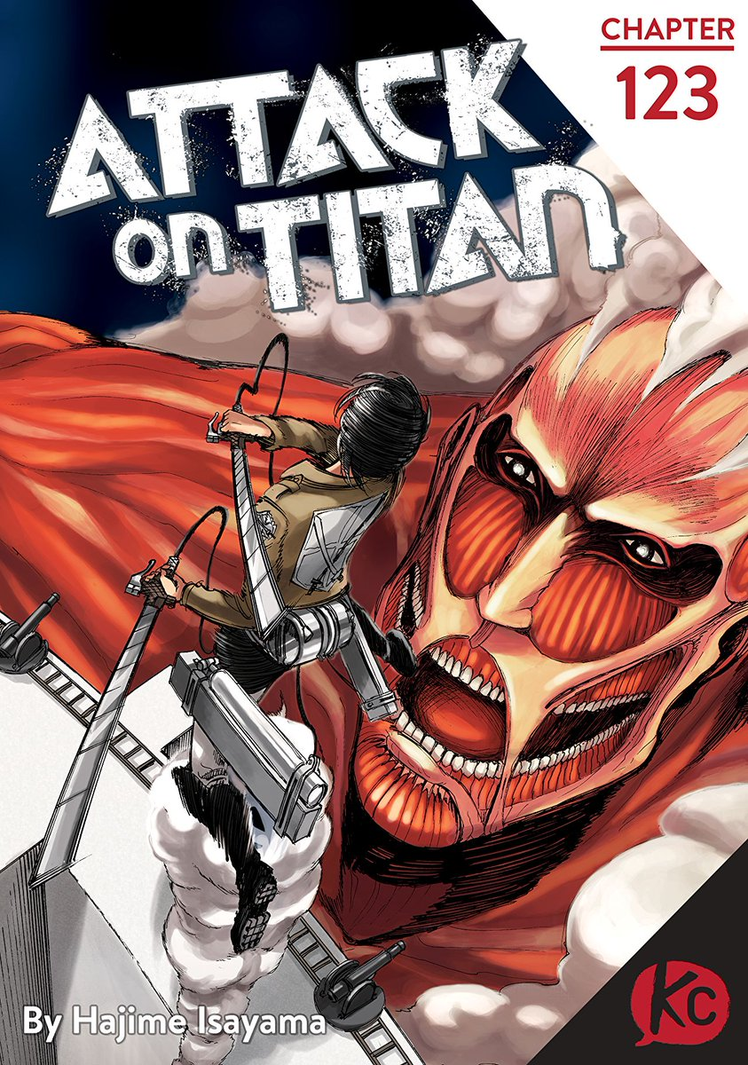 Images Of Attack On Titan Chapter 123 Last Panel