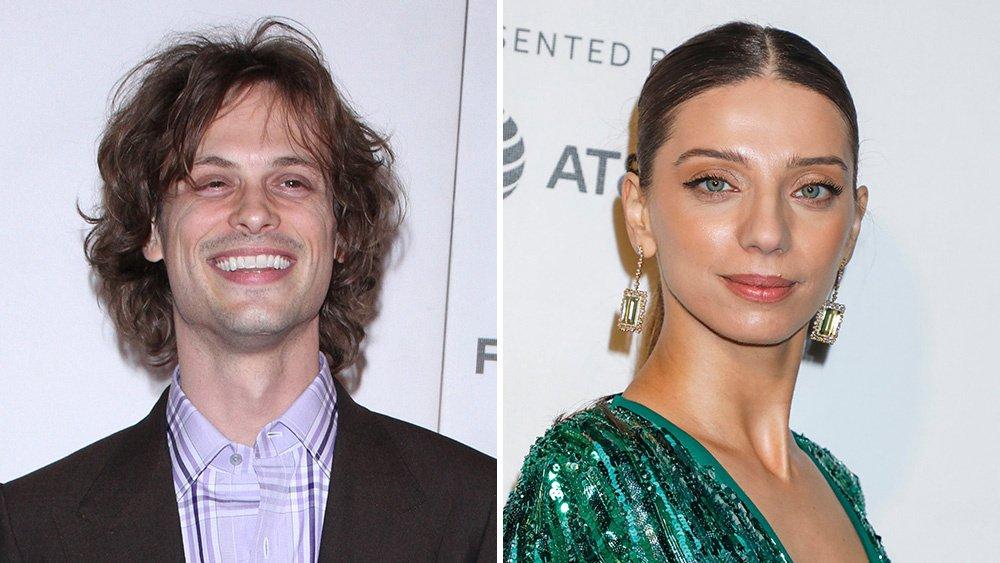 Matthew Gray Gubler & Angela Sarafyan To Star In Pagan Comedy 'King Knight' dlvr.it/RHwSfT