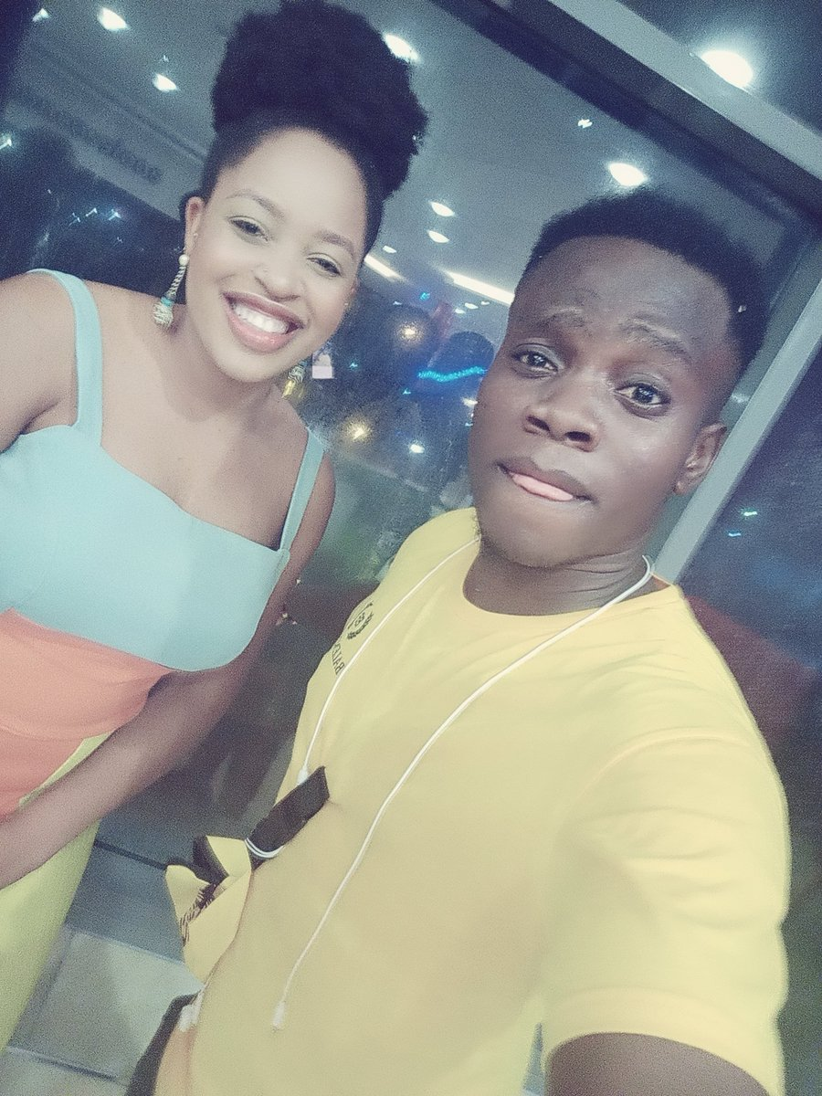 Tacha called my name. Said she wants to see Prosper.   I was able to take pics with Enkay and Sir Dee.   Nelson smells like 2090!   Tacha is so small, Innocent and Beautiful. I could look at her and be at peace all the days of my life.   My Day? 101%✓  #TachaStormsPH <br>http://pic.twitter.com/MhGUqtlLOc