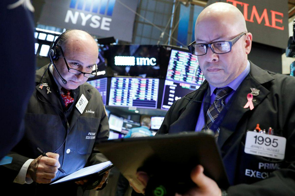 Indexes trade near flat, pause as trade deal doubts resurface https://www.reuters.com/article/us-usa-stocks-idUSKBN1XI1HR?utm_campaign=trueAnthem%3A+Trending+Content&utm_medium=trueAnthem&utm_source=twitter …