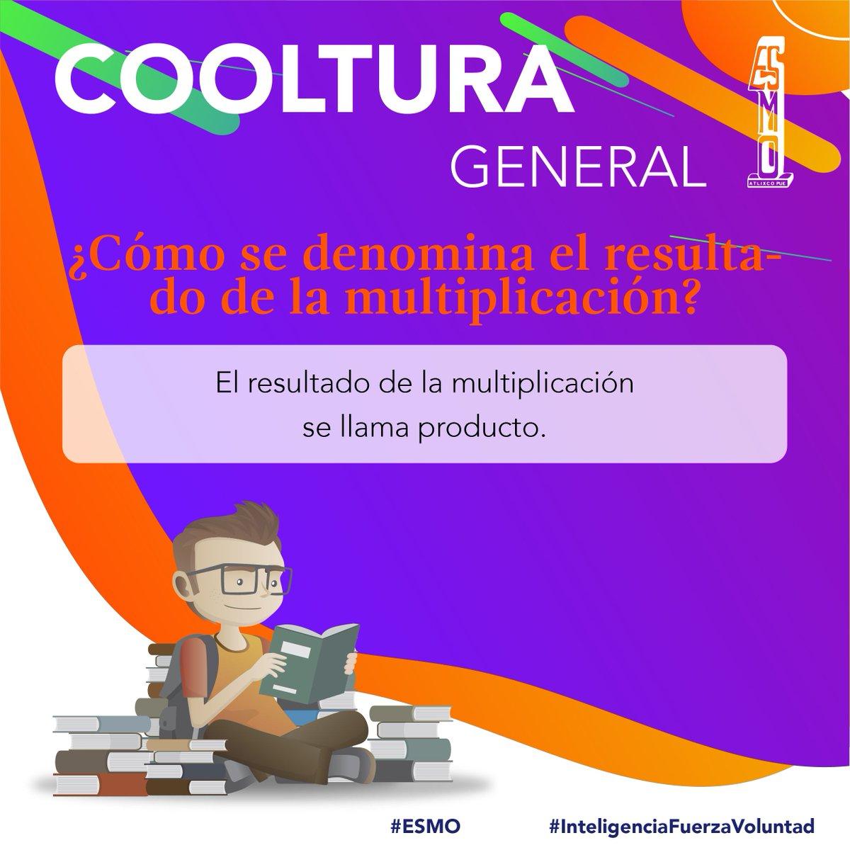 🤓 Toma en cuenta estos datos que te darán una buena charla para ser COOL 😎   #ESMO #InteligenciaFuerzaVoluntad #EstrategiaDeLectura #EducaciónBásica #AccionesPorLaEducación #Atlixco #Puebla #México