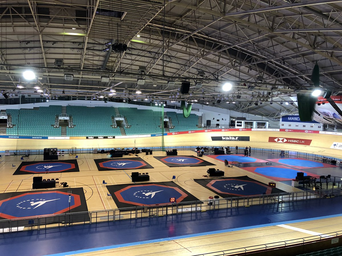 🗣| Just under 12 hours to go until the Kyorugi National Championships begin! 😬 Are you as excited as we are?? 🇬🇧🥋 #TaekwondoNationals2019