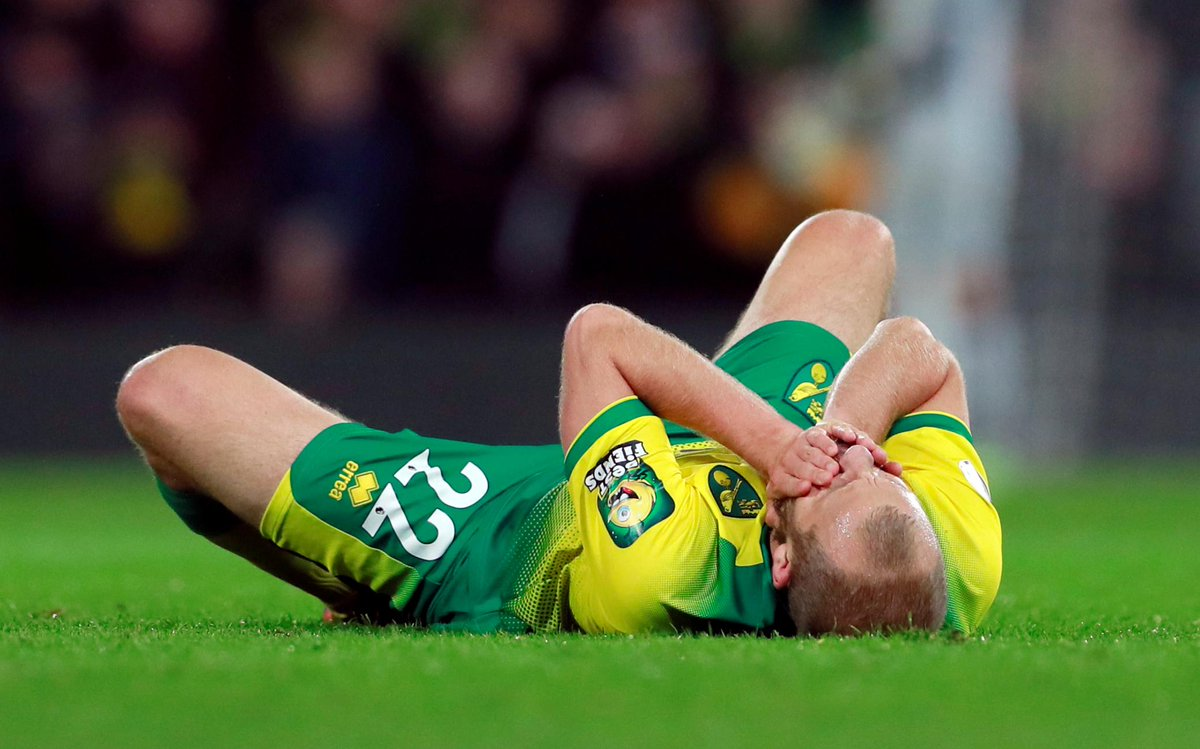 The Pukki party is officially over! #NORWAT #FPL