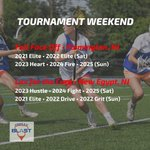 Image for the Tweet beginning: Big weekend! The recruiting circuit