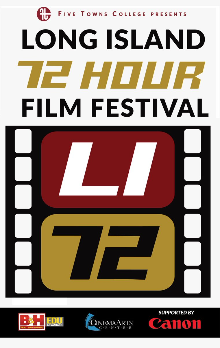We are almost ready for The Long Island 72 Hour Film Festival Screening and Awards Ceremony! There are so many talented teams here tonight!! Best of luck to everyone! #FilmFestival  #Moviemaker #Movies #LetsGoToTheMovies