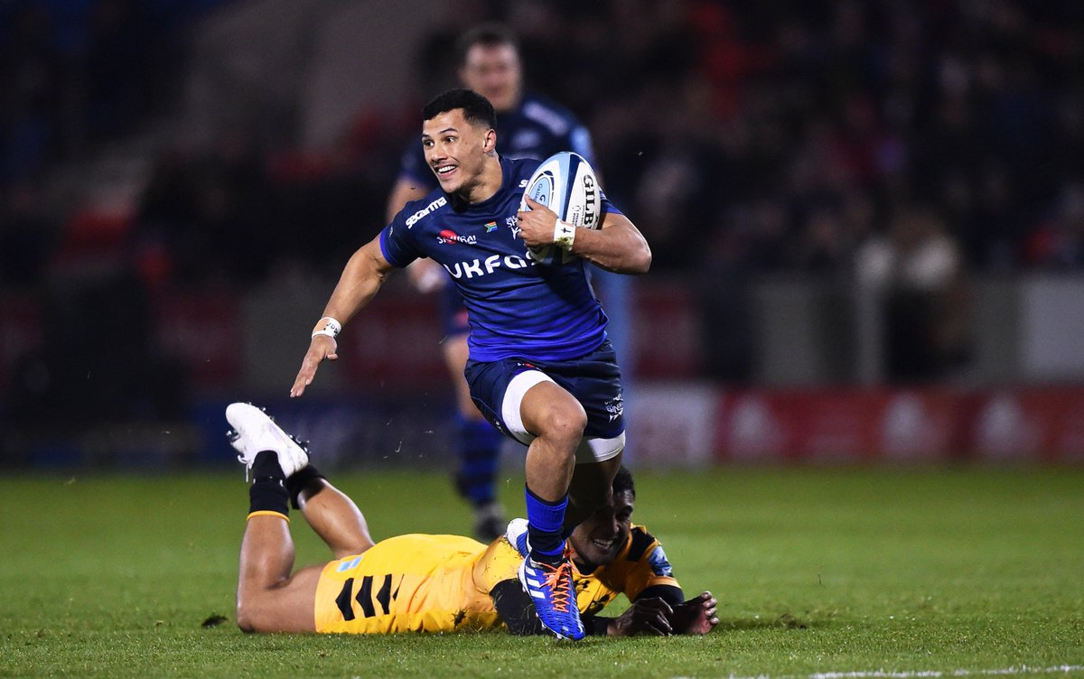 MATCH REPORT 🦈🐝 | Sale Sharks 28-18 @WaspsRugby  #YourSharks are up to second in the #GallagherPrem table after defeating Wasps under the Friday night lights! Read the full report here ▶️ fal.cn/MatchReport #SALvWAS | @BMITheAlexandra | @UKFast