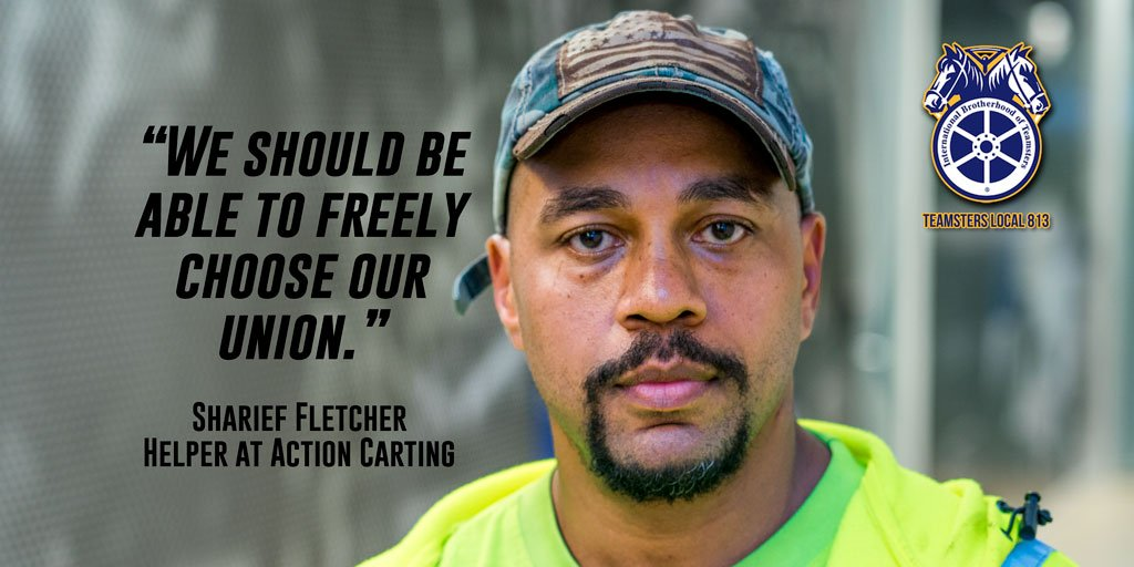 Choosing a union is the workers' decision, not the boss'. #JusticeAtAction #1u <br>http://pic.twitter.com/jXB7u7XAMO