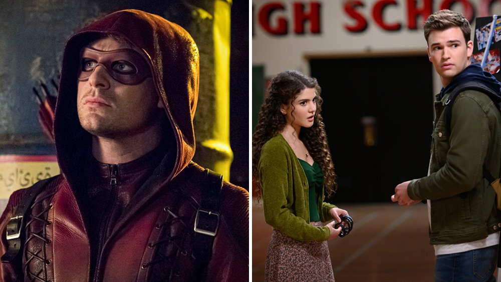 The CW Sets Series Finale Dates For 'Arrow', 'Supernatural' & Season Enders For 'Black Lightning', 'All American' dlvr.it/RHwNs1
