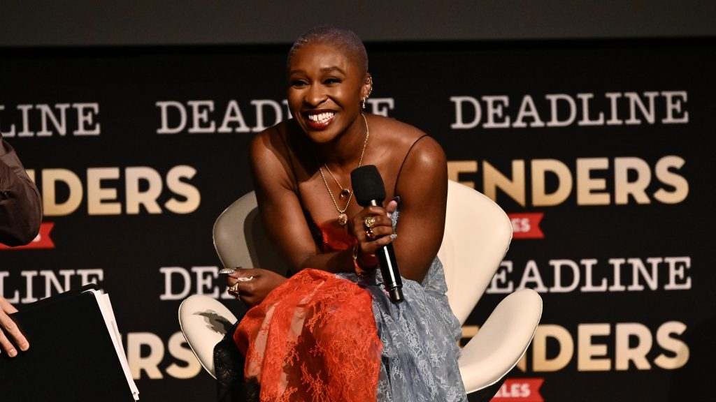 'The Late Show With Stephen Colbert' Gets Special Song Treat From Cynthia Erivo dlvr.it/RHwrb6