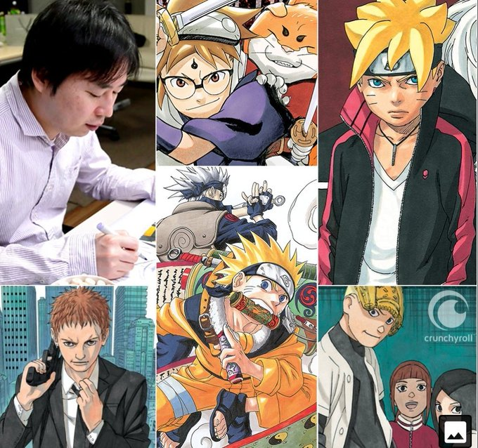 Thank you man Happy Birthday Masashi Kishimoto