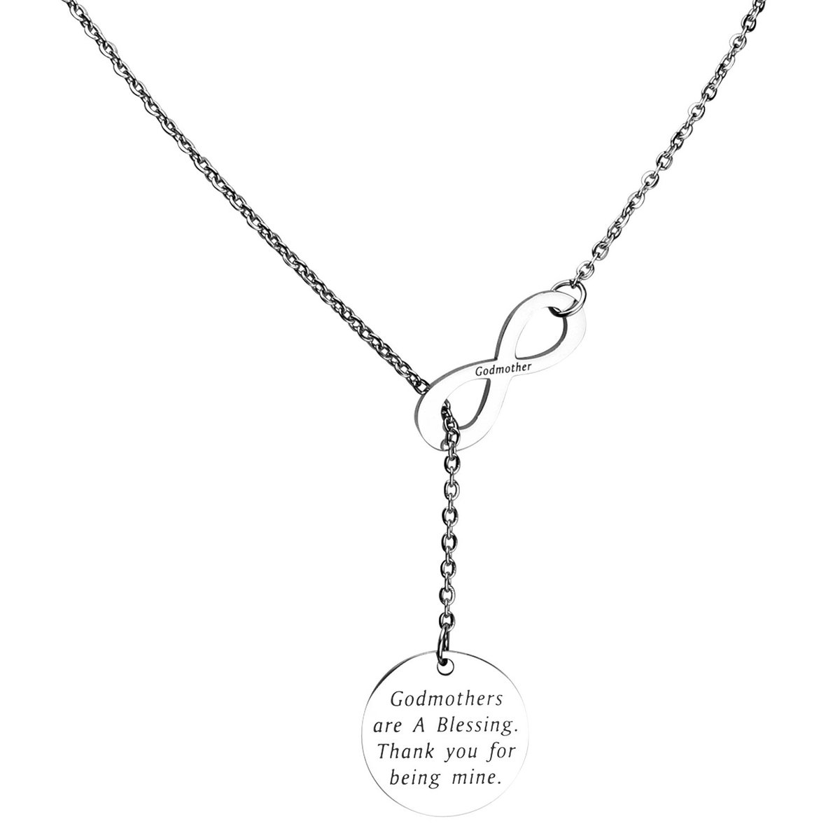 #Giveaways #GIVEAWAY #godmother #goddaughter #necklace #BaptizedBy #baptism #firstcommunion #Blessings #blessing #Christmas #gift #giftideas #gifts  Godmothers/Goddaughters are a blessing. Thank you for being mine. Best godmother/goddaughter gift. All jewelry free, US only.
