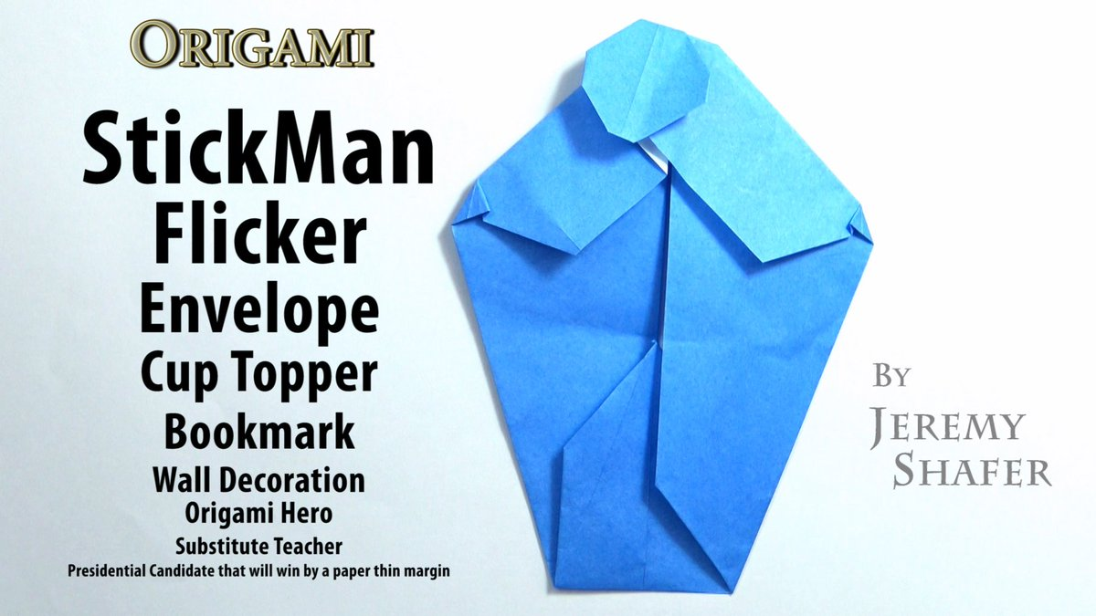 Origami Target by Jeremy Shafer - YouTube   675x1200