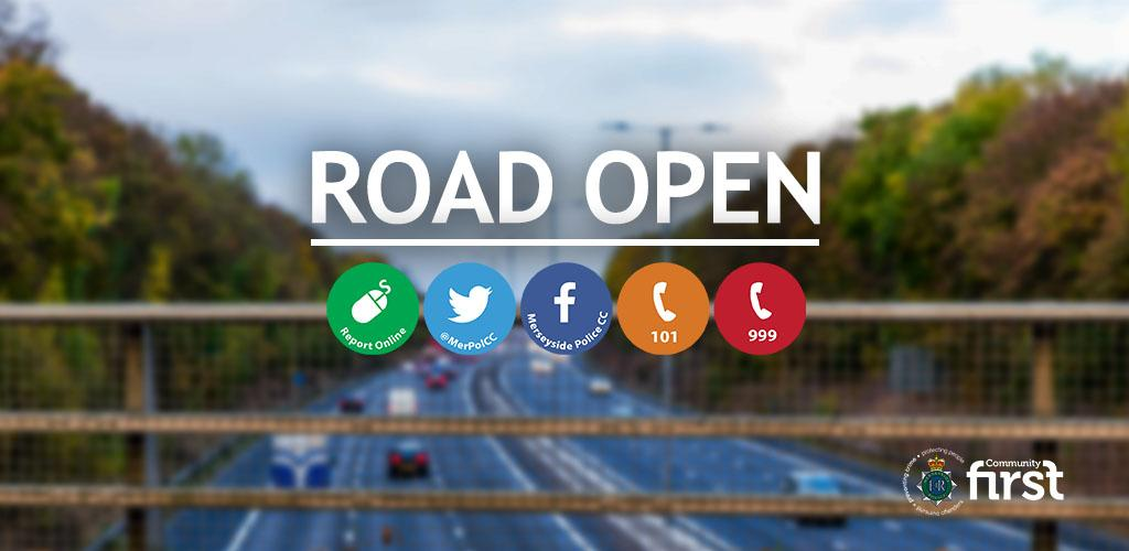 ⚠️ UPDATE: The road closures affecting Lime St, Great Charlotte St and St Johns Ln in Liverpool City Centre have now been opened. Thank you for your patience.