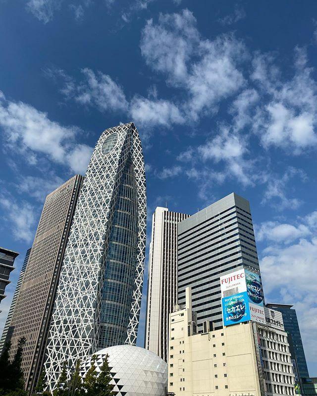 #今日もいい天気 〜  #イマソラ #いまそら #ノンフィルター #ノーフィルター #青空 #あおぞら #bluesky #空 #そら #sky #雲 #くも #cloud #clouds